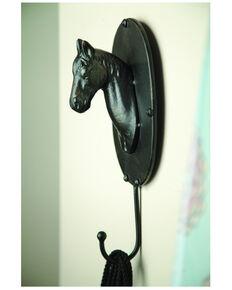 Manual Woodworkers Horse Wall Hook, Bronze, hi-res