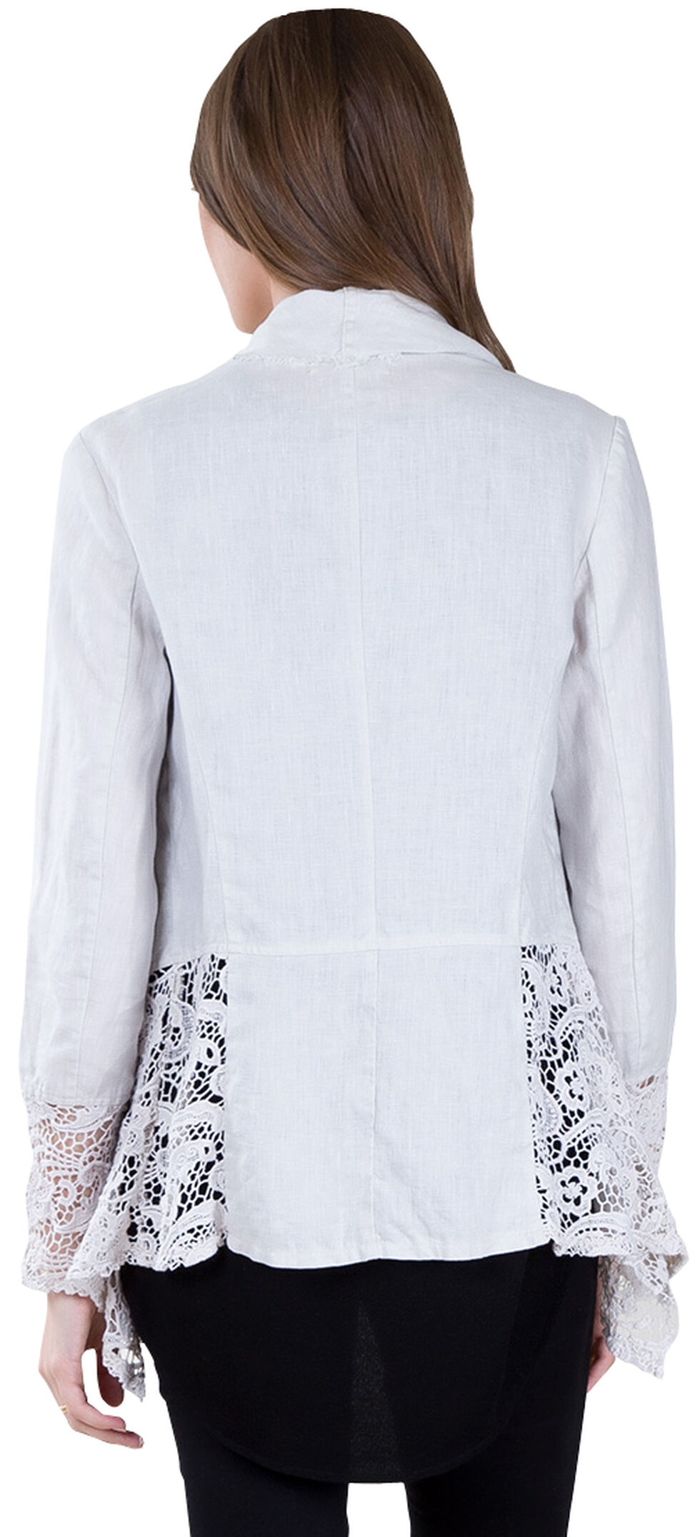 Black Swan Women's Aysel Jacket, White, hi-res