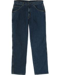 Wrangler Men's Flame Resistant Advanced Comfort Work Jeans, Midstone, hi-res