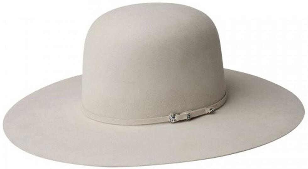 Bailey Men's Stellar 20X Fur Felt Cowboy Hat, Silverbelly, hi-res