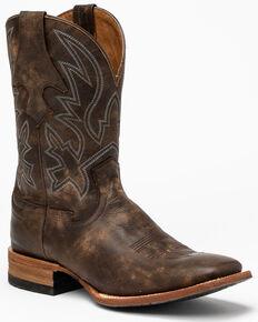 Cody James Men's Macho Sicario Western Boots - Wide Square Toe, Brown, hi-res