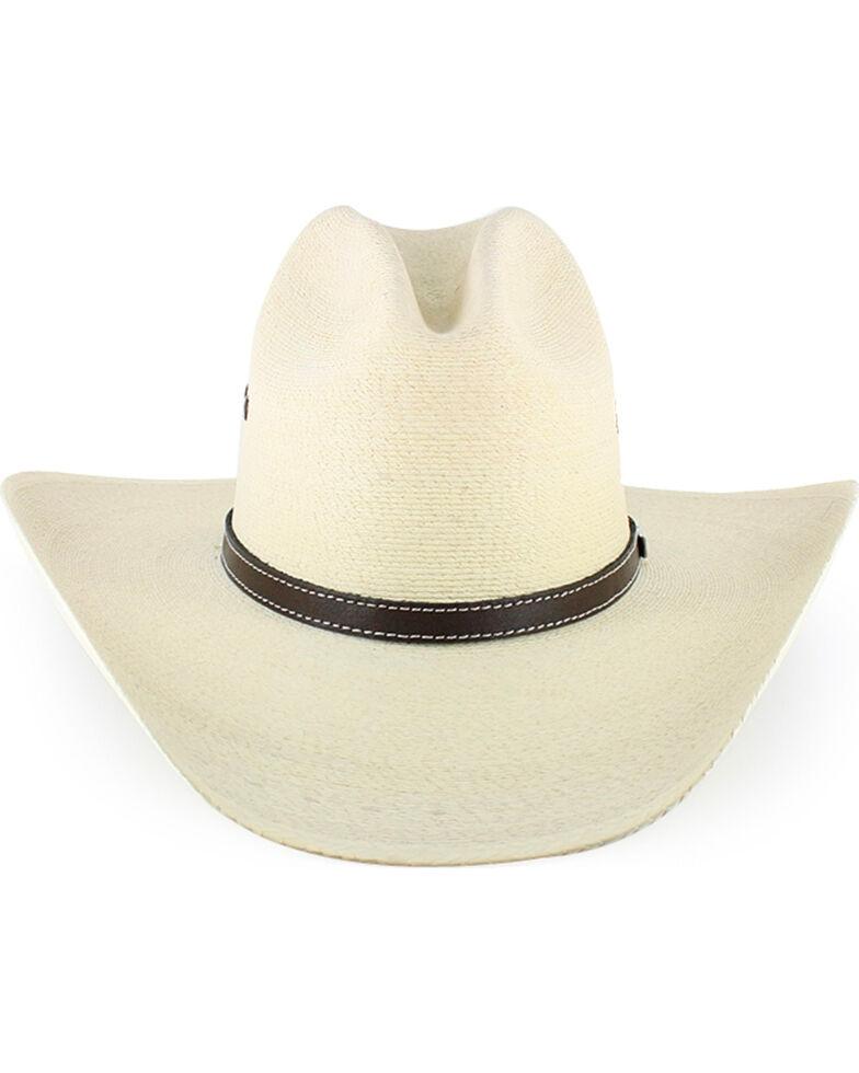 Atwood Men's Gus 7X Palm Cowboy Hat, Natural, hi-res