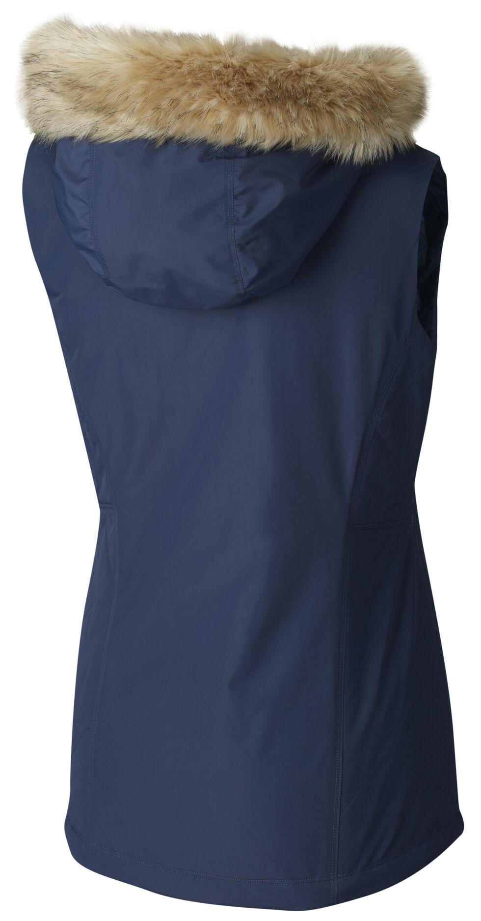 Mountain Hardwear Women's Potrero Vest, Grey, hi-res