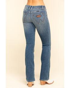 Wrangler Retro Women's Ramsey Mae Bootcut Jeans, Blue, hi-res