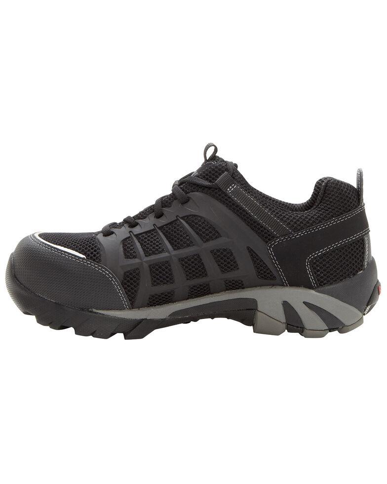 Rocky TrailBlade Waterproof Athletic Work Shoes - Composite Toe, Black, hi-res