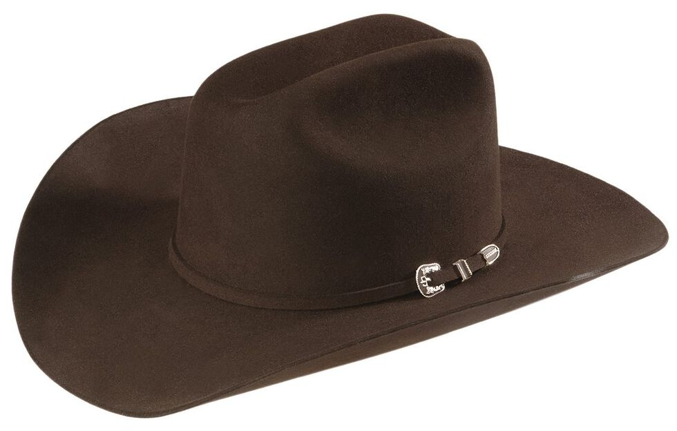 e1c36d0ad673d Stetson 6X Skyline Fur Felt Western Hat - Country Outfitter