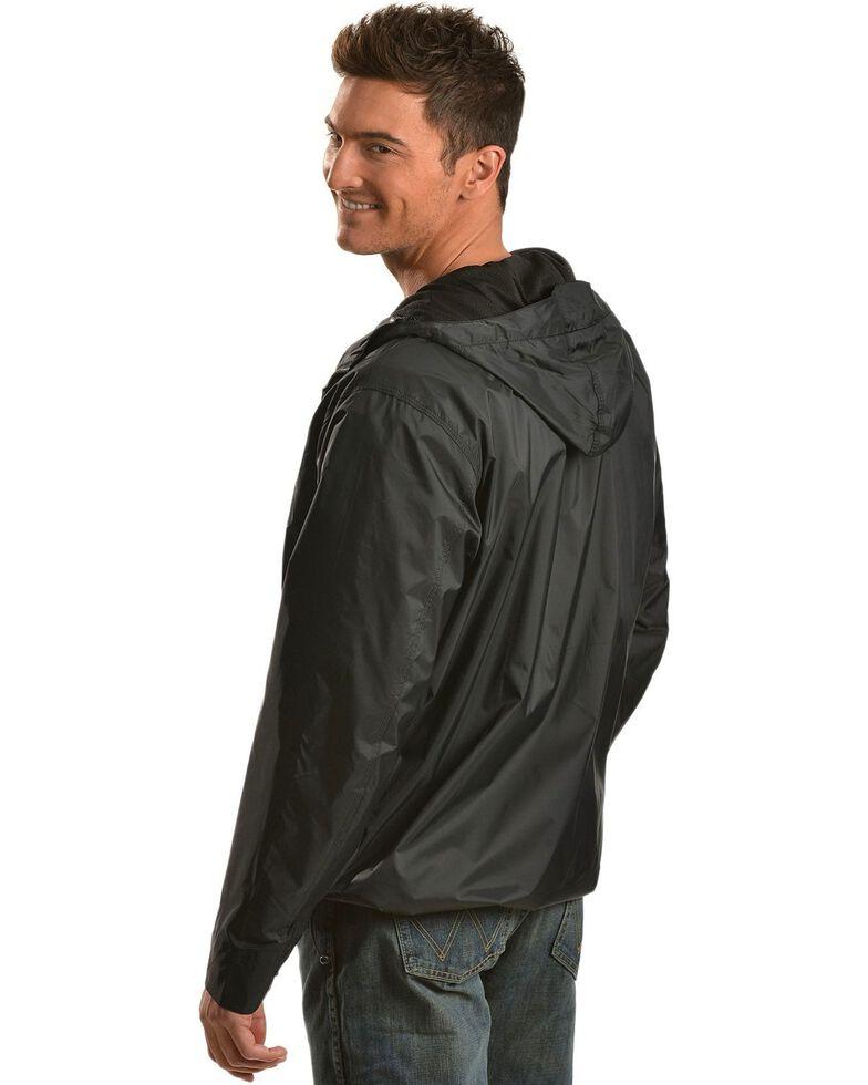 Carhartt Men's Rockford Nylon Work Jacket, Black, hi-res