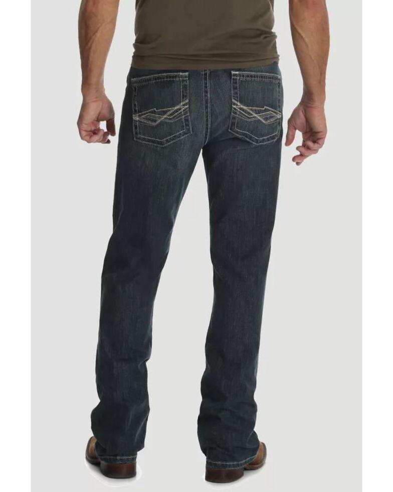 Wrangler 20X Men's No. 42 Glasgow Vintage Stretch Slim Bootcut Jeans , , hi-res