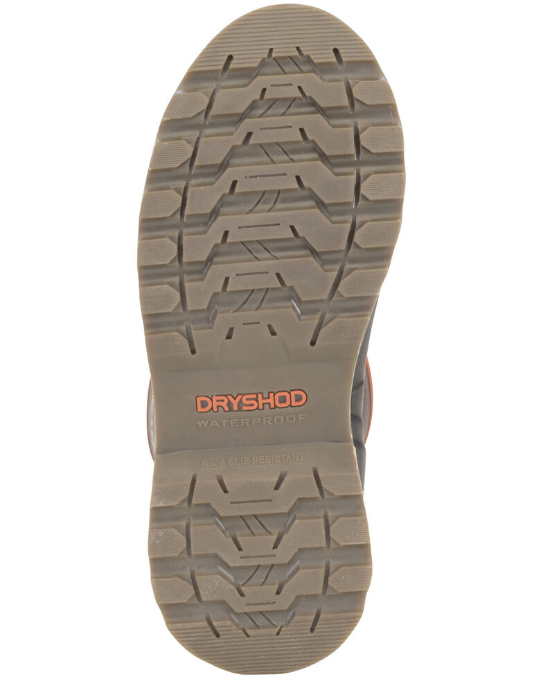 Dryshod Women's Hogwash Work Boots , Black, hi-res