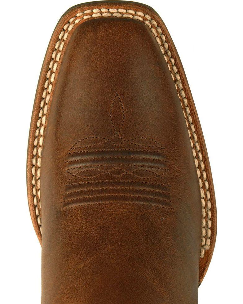 Ariat Rebel Legend Western Boots, Russet, hi-res