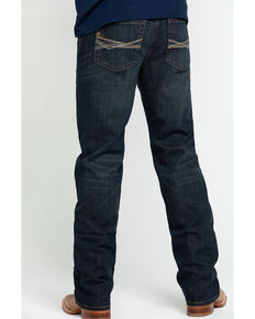 Cody James Men's Stampede Stretch Slim Bootcut Jeans , Blue, hi-res