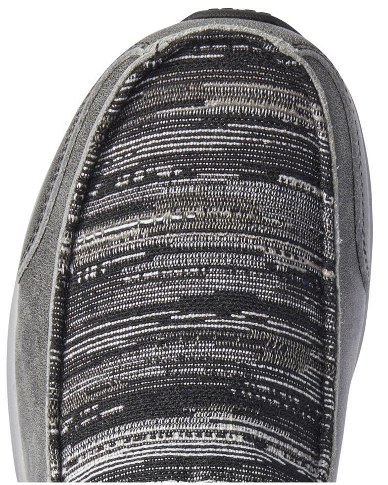 Ariat Men's Spitfire Slate Lace-Up Boots - Moc Toe, Grey, hi-res
