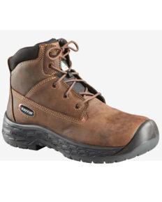 Baffin Men's Arvin Waterproof Work Boots - Steel Toe, Black, hi-res