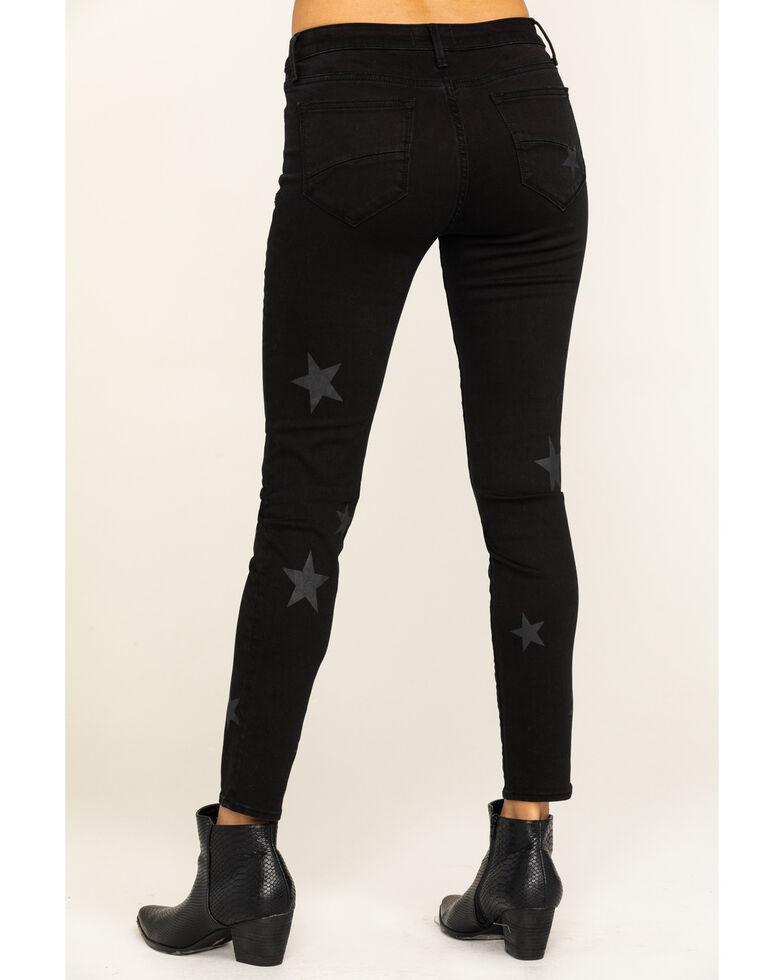 Driftwood Women's Black Jackie Star Jeans, Black, hi-res