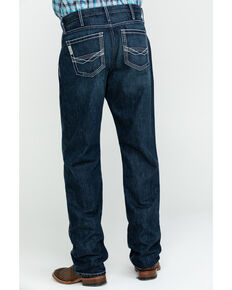 Cinch Men's Sawyer Rinse Loose Bootcut Jeans , Indigo, hi-res