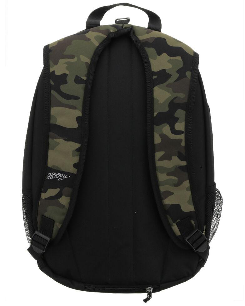 HOOey Rockstar Camo Backpack, Green, hi-res