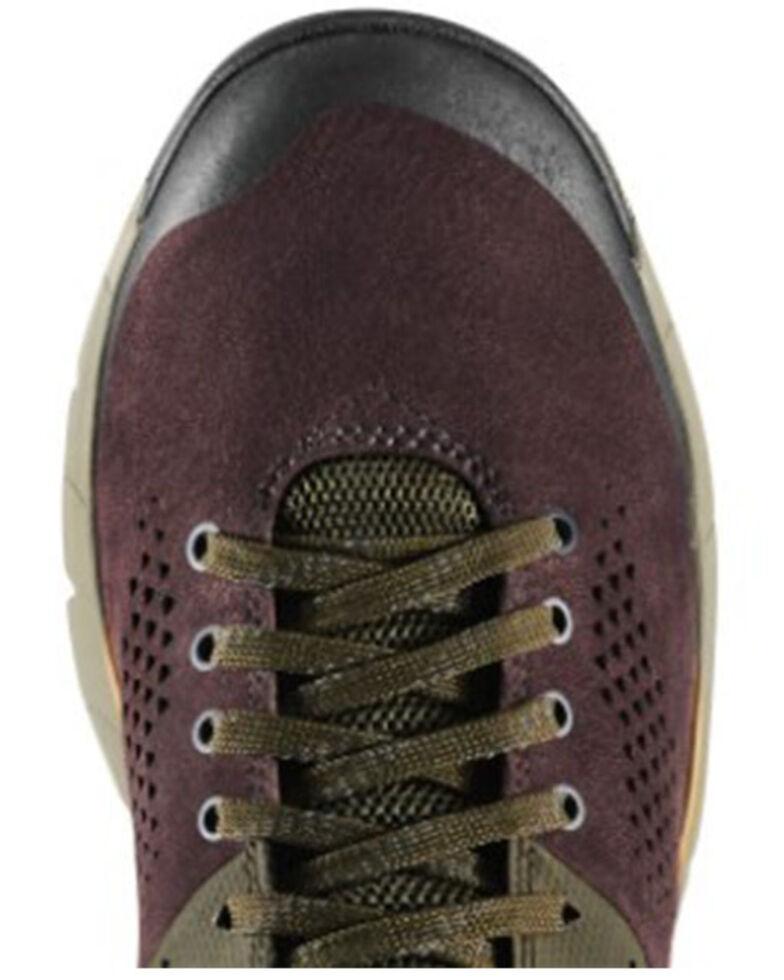 Danner Men's Dark Brown Trail 2650 Hiking Shoes - Soft Toe, Dark Brown, hi-res