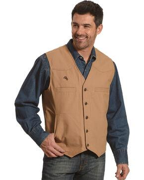 Wyoming Traders Men's Tan Texas Concealed Carry Vest, Tan, hi-res