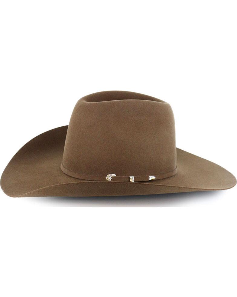 Serratelli Men's 6X Beaver Canyon Felt Hat, Brown, hi-res