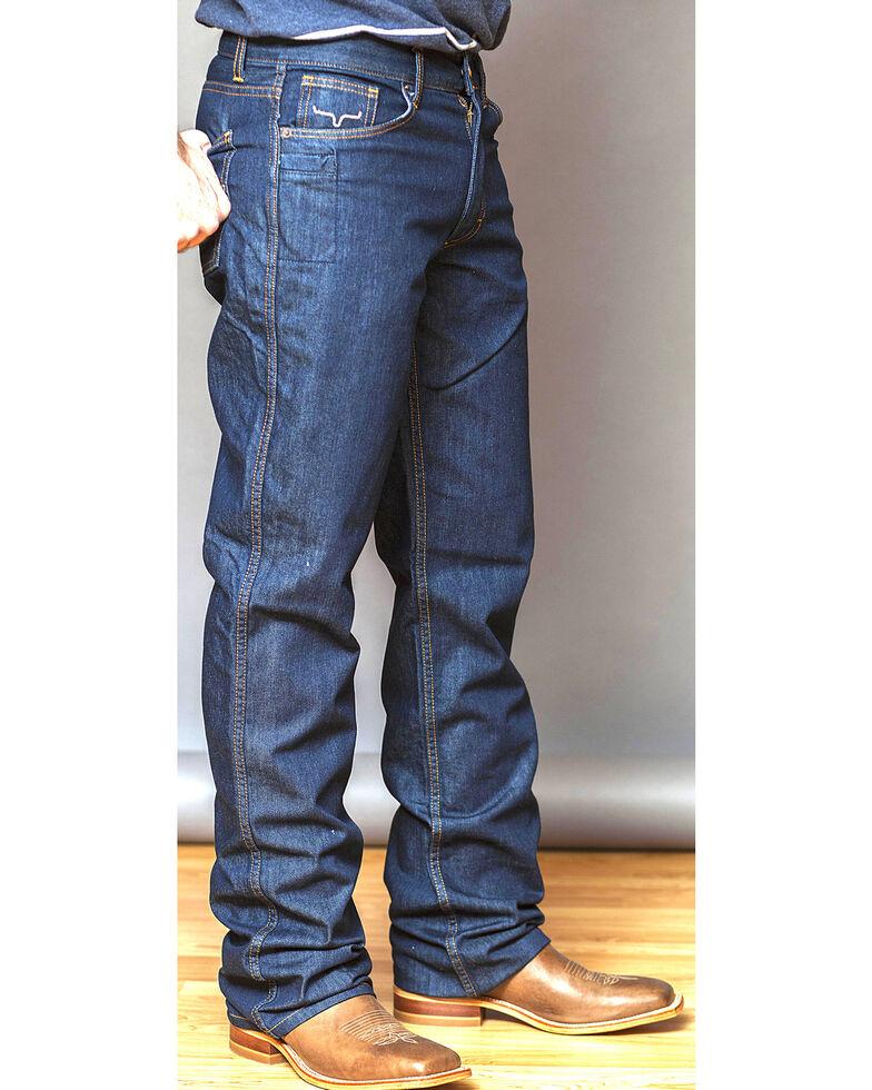 Kimes Ranch Men's Chuck Jeans - Straight Leg , Indigo, hi-res