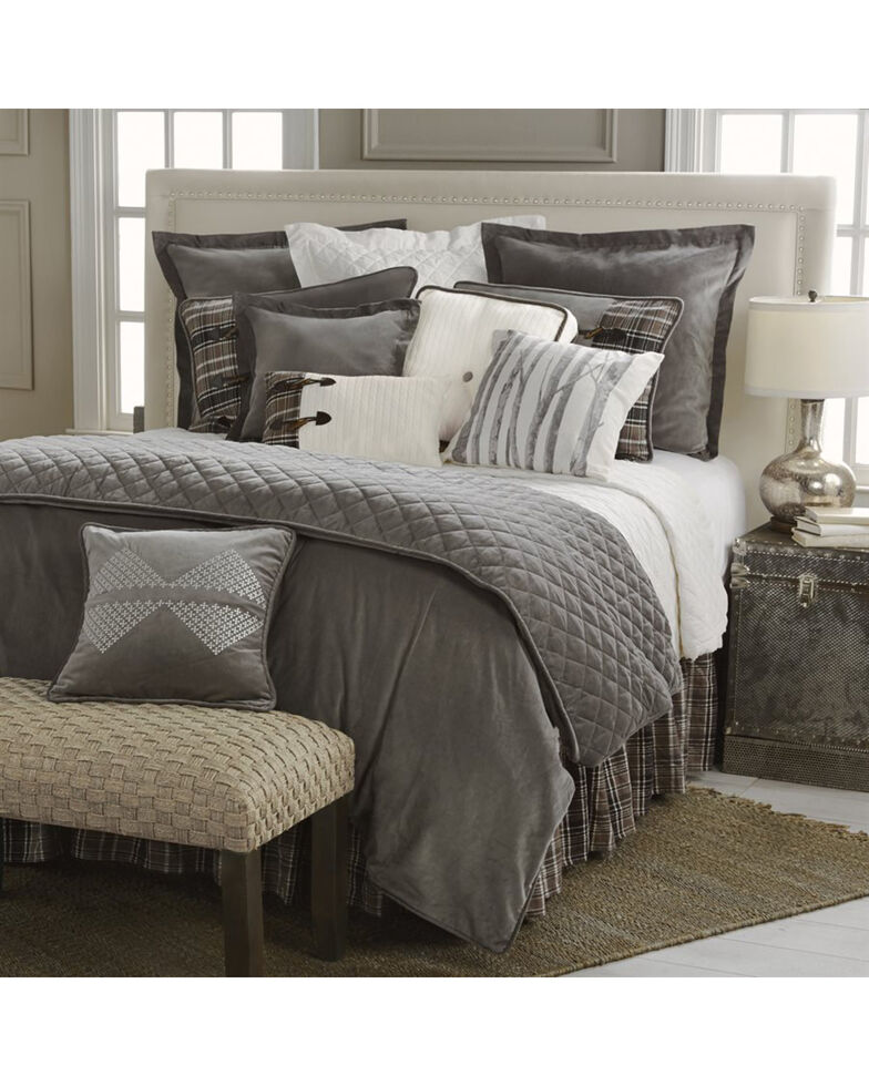 HiEnd Accents Whistler Full 4-Piece Bedding Set, Multi, hi-res