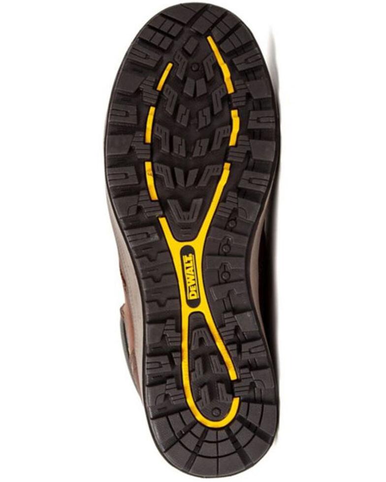 DeWalt Men's Plasma Work Boots - Soft Toe, Brown, hi-res