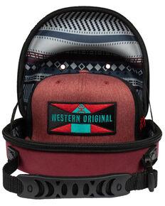 HOOey Cap Carrier Bag, Maroon, hi-res