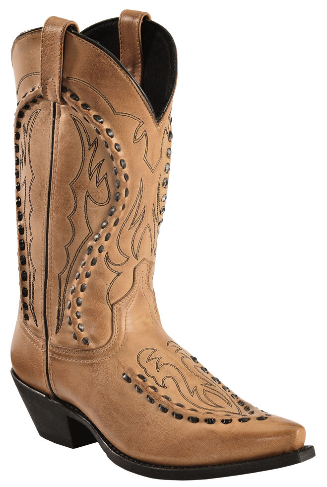 5efe1de036d Laredo Men's Laramie Western Boots - Snip Toe