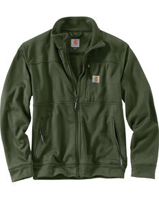 Carhartt Men's Workman Jacket, Moss, hi-res