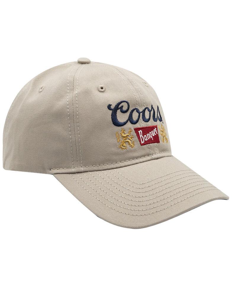 H Bar C Men's Coors Banquet Direct Logo Embroidered Ball Cap , Multi, hi-res