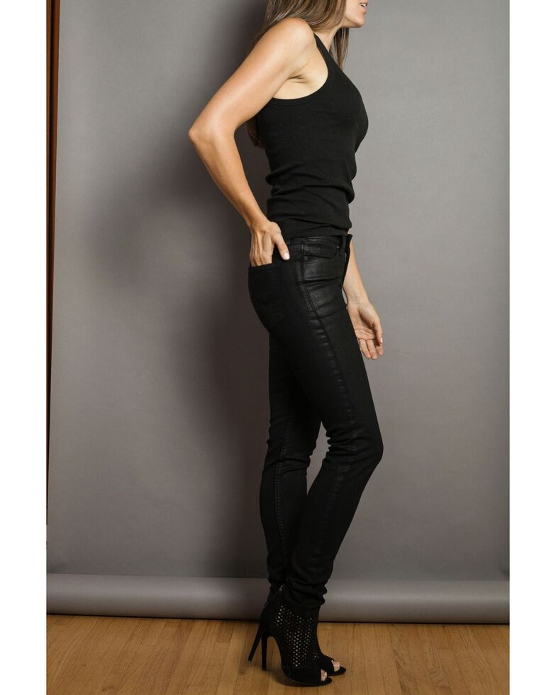 Kimes Ranch Women's Slick Bonnie Jeans, Black, hi-res