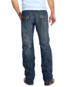 Wrangler 20X Men's No.33 Hampton Relaxed Boot Jeans , Blue, hi-res