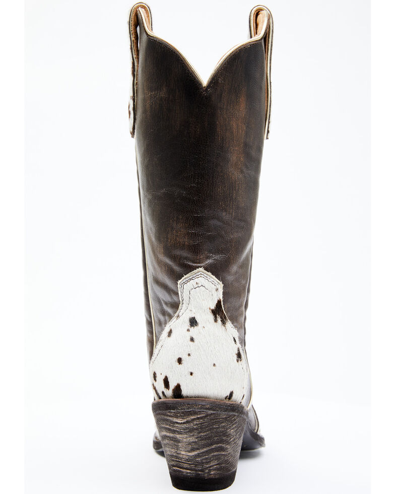 Idyllwind Women's Harmony Western Boots - Round Toe, Brown, hi-res