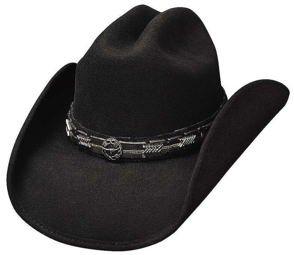 Bullhide PassThe Buck Wool Cowboy Hat - Country Outfitter ef790d0abf2