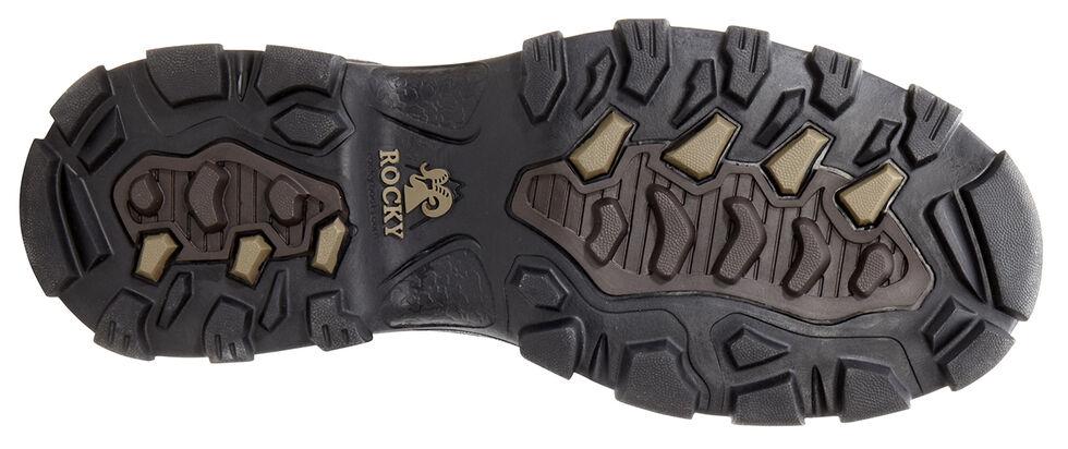 Rocky Sport Utility Pro Waterproof Work Boots - Steel Toe, Brown, hi-res