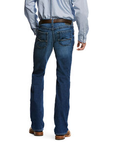 Ariat Men's M5 Forged Slim Straight Jeans , Indigo, hi-res