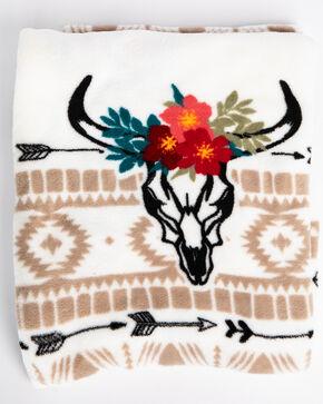 BB Ranch Dream Catcher Fleece Throw Blanket, Multi, hi-res
