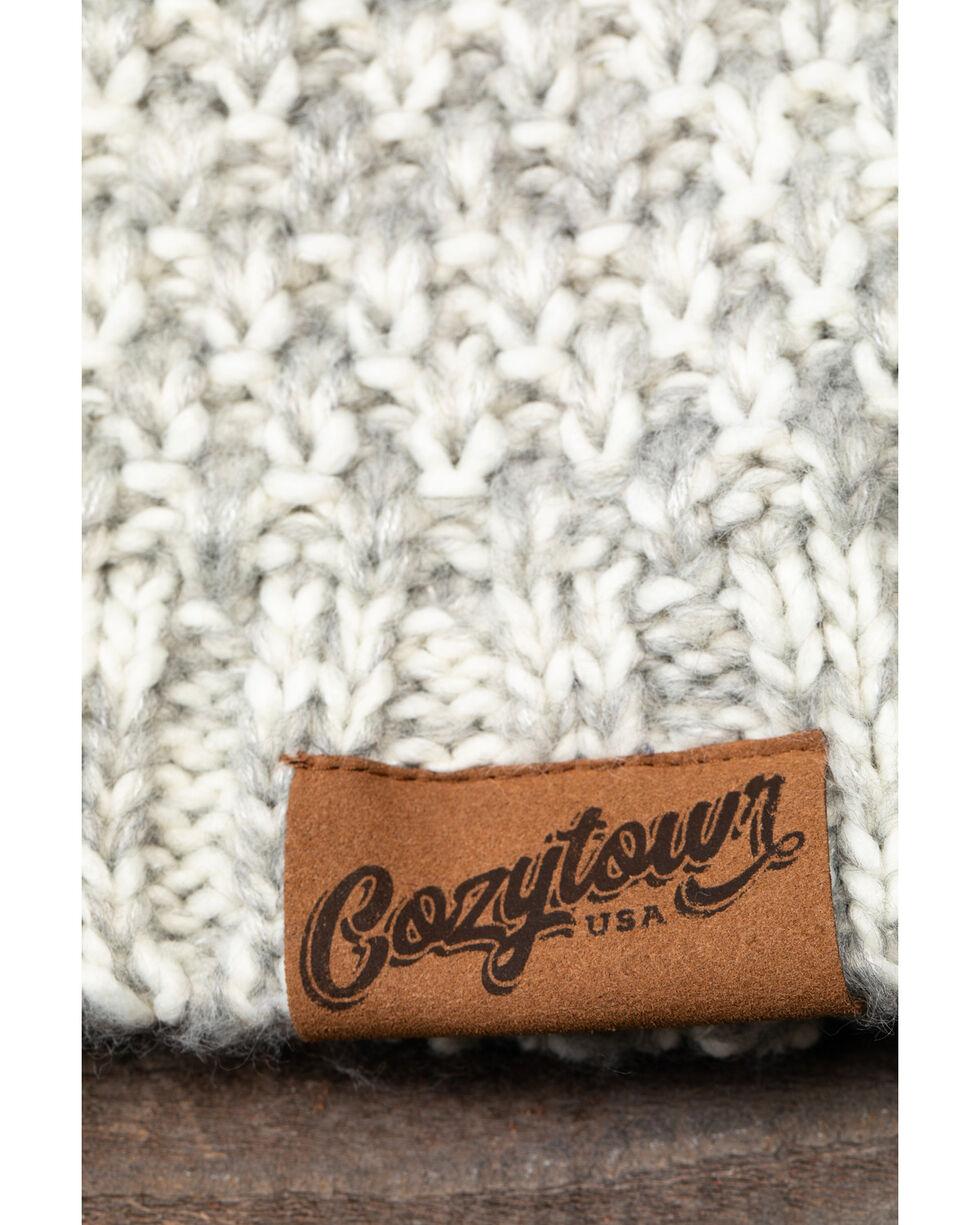 Idyllwind Women's Grey Cozytown Beanie, Grey, hi-res