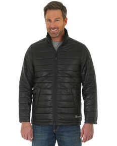 Wrangler Men's Range Jacket, Black, hi-res