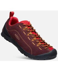 Keen Men's Andorra & Golden Brown Jasper Lace-Up Hiking Shoe , Brown, hi-res