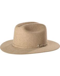 Justin Men's Natural 15X Newman Cowboy Hat , Natural, hi-res