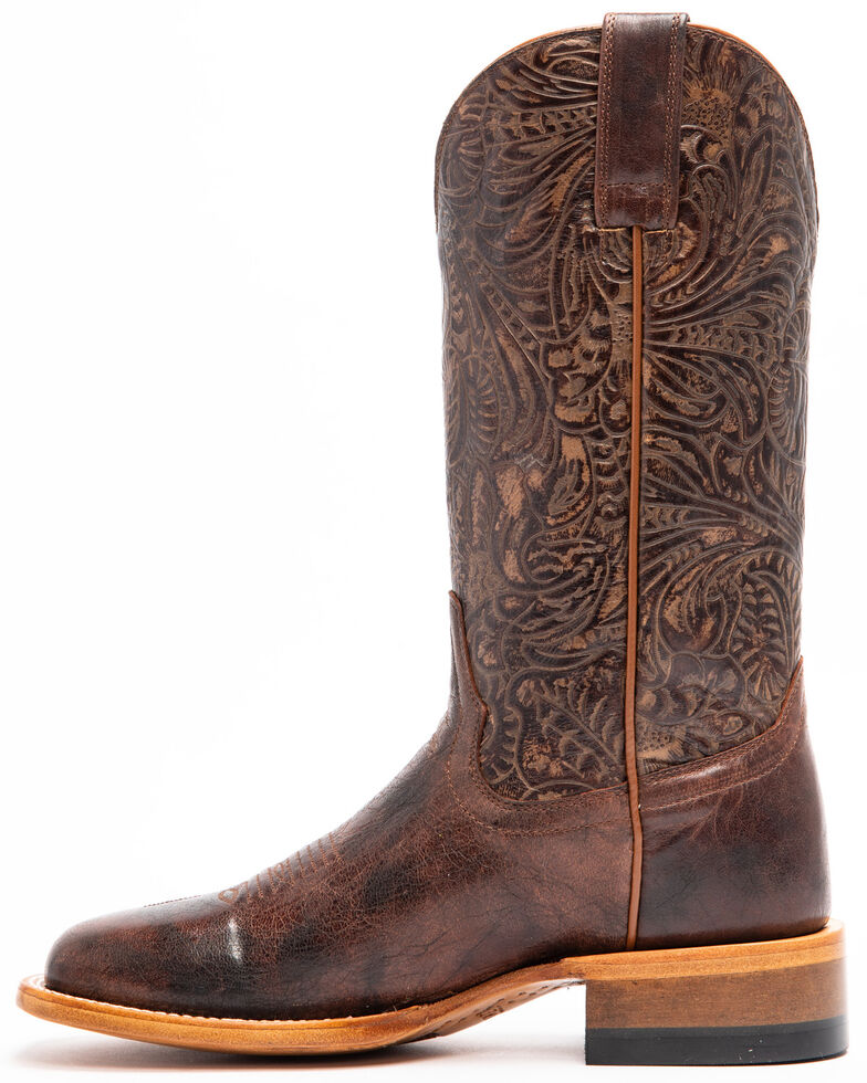 Shyanne Women's Sweetwater Western Boots - Wide Square Toe, Brown, hi-res