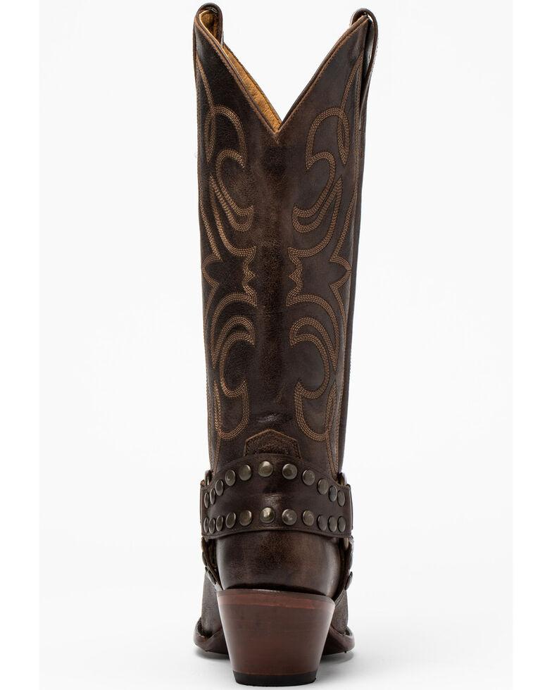 Idyllwind Women's Blazen Western Boots - Round Toe, Brown, hi-res