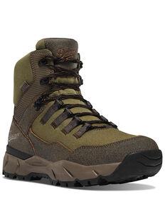 Danner Men's Vital Trail Hiking Boots - Soft Toe, Brown, hi-res