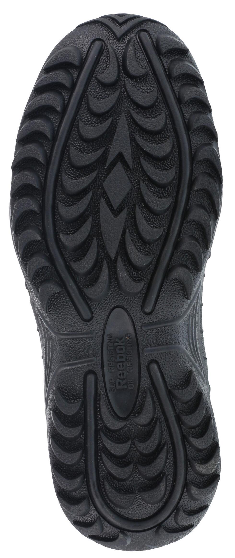 "Reebok Women's 8"" Side-Zip Rapid Response Tactical Boots - Round Toe, Black, hi-res"