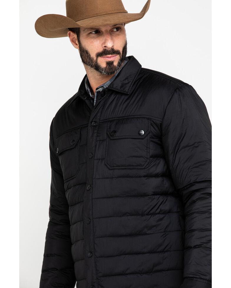 Moonshine Spirit Men's Diamond Quilted Lightweight Puffer Jacket , Black, hi-res
