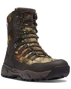 Danner Men's Vital Mossy Oak Hunting Boots, Moss Green, hi-res