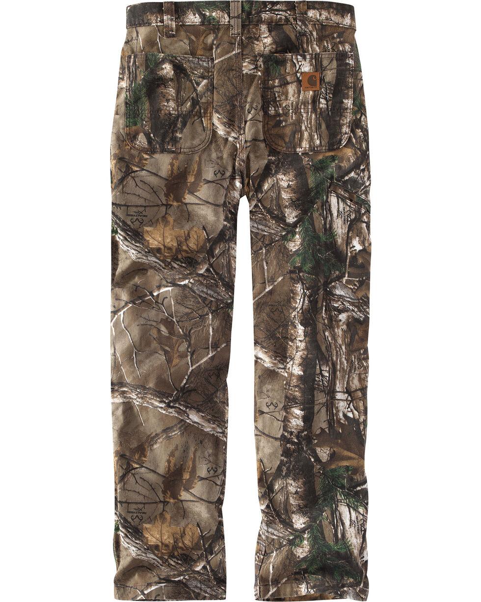 Carhartt Men's Camo Rugged Flex Rigby Dungarees - Straight Leg , Camouflage, hi-res