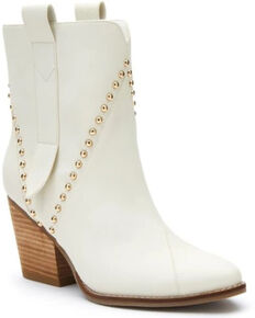Matisse Women's Ace Fashion Booties - Pointed Toe , Natural, hi-res