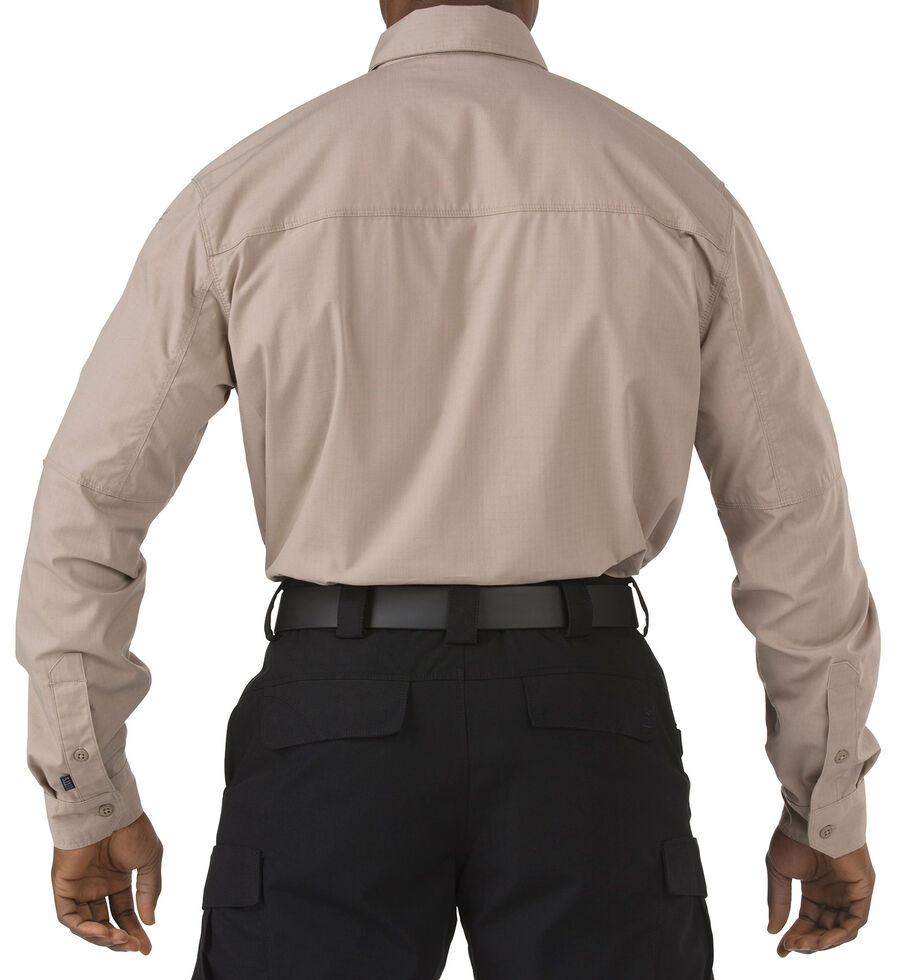 5.11 Tactical Stryke Long Sleeve Shirt - 3XL, Khaki, hi-res
